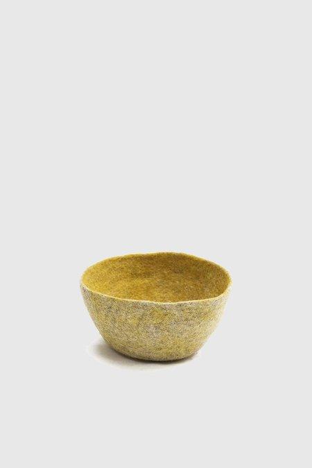 Muskhane Reversible Calabash M - Light Stone Pollen