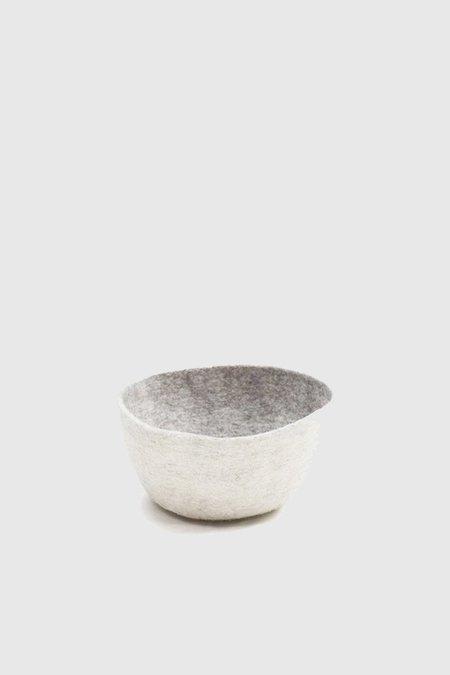 Muskhane Reversible Calabash M - Natural Light Stone