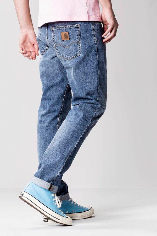 a189127d CARHARTT WIP Texas Pant - Blue True Stone | Garmentory