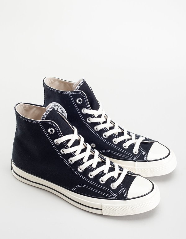 1074761b5be7 Converse Chuck 70 High Top - Black Egret White