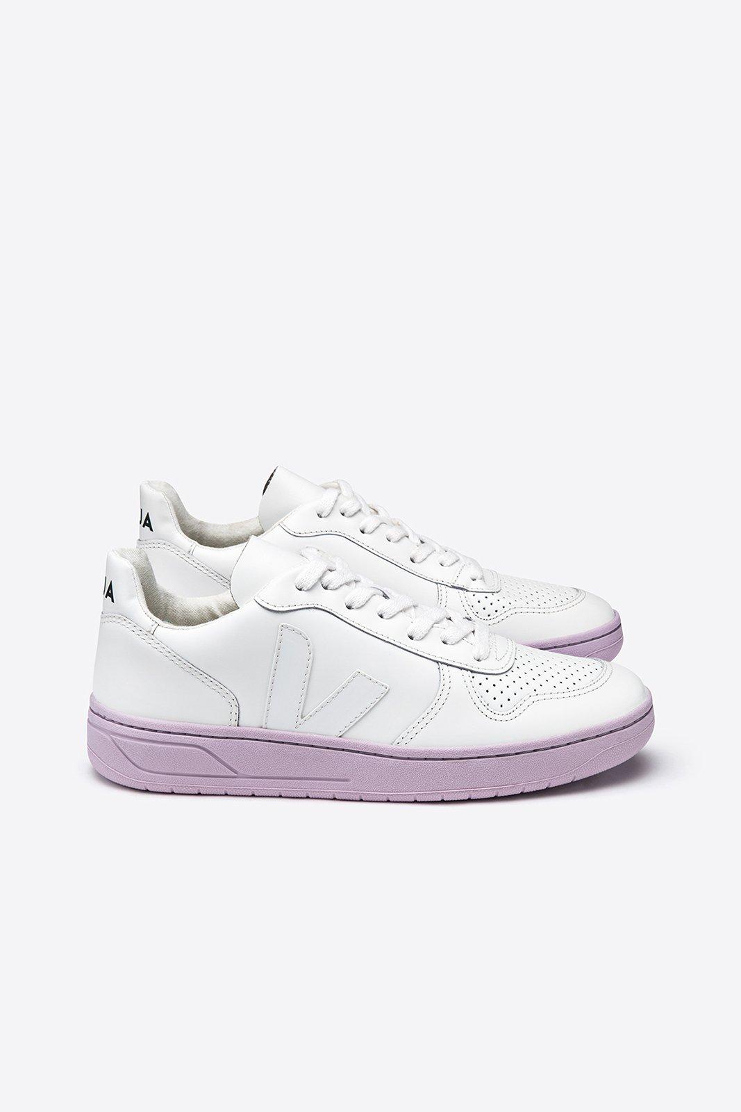 UNISEX VEJA V-10 Sole sneaker - Extra