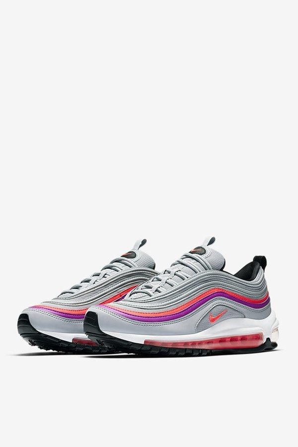 online store 3c8cd 5fd3a Nike Air Max 97 - wolf greysolar red. sold out. Nike