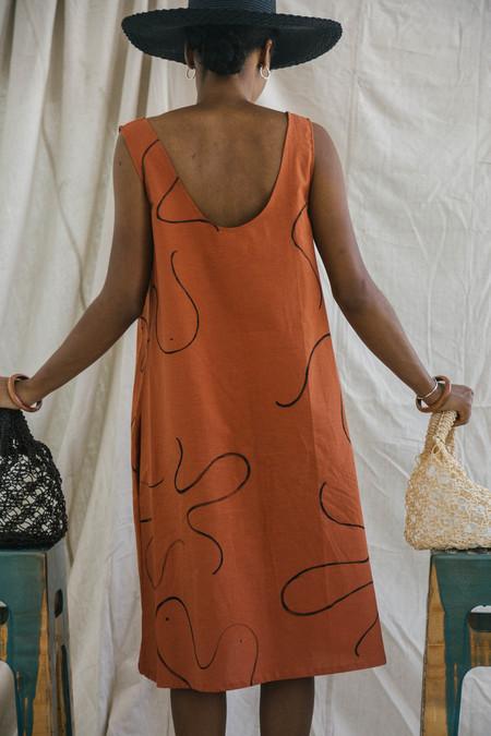 Chelsea Bravo Keïta Summer Dress