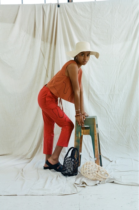 Chelsea Bravo Keïta Summer Pants