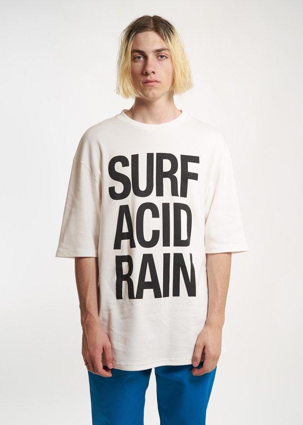 Infinitas T Surf Shirt Ex Blanco Acid Rain TndwdqF4