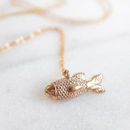 Dawning Collective Fish Necklace