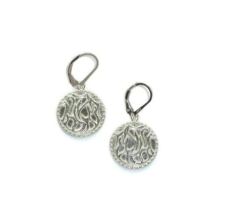 Peacock Boutique Plh Earrings - Silver