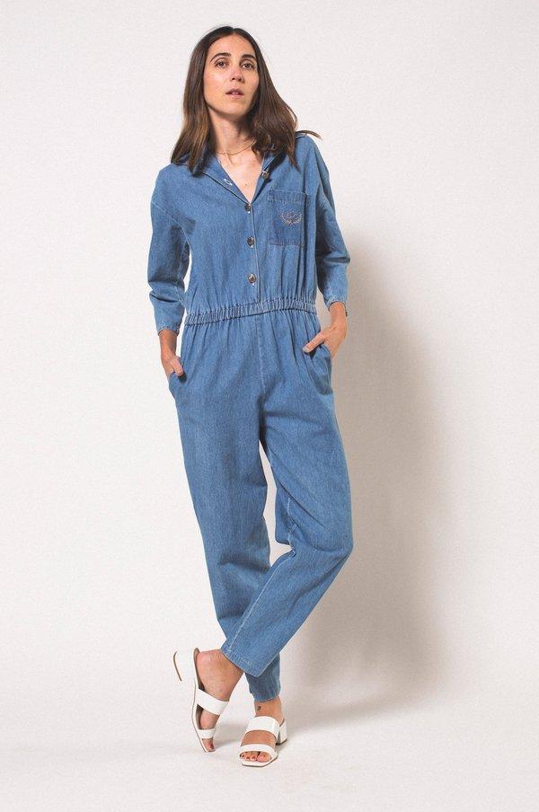 136ca53145a Preservation Vintage Jumpsuit - Denim. sold out