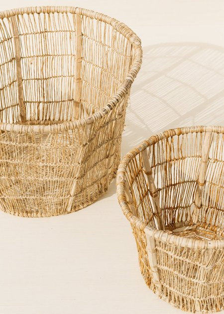 Territory Jonote Storage Basket - Neutral