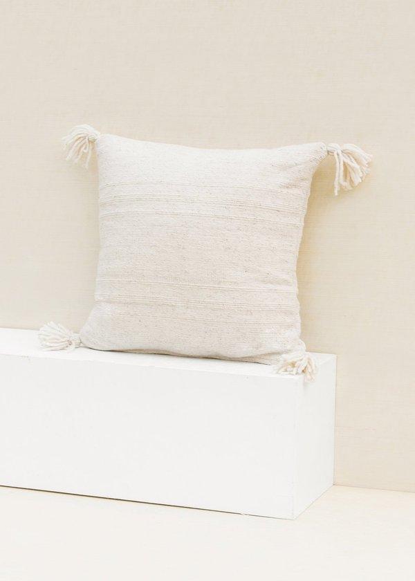 Territory Puro Wool Pillow - Cream