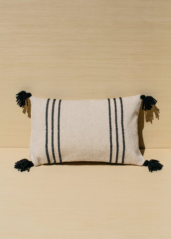 Territory Tres Rayos Wool Pillow