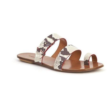 Visconti & Du Reau Naxos Sandals - Natural