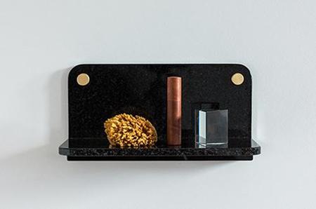 "Fs Objects Stone Shelf - 12"""