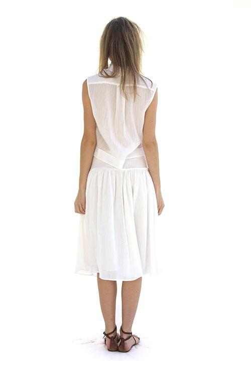 Heidi Merrick Venice Midi Skirt