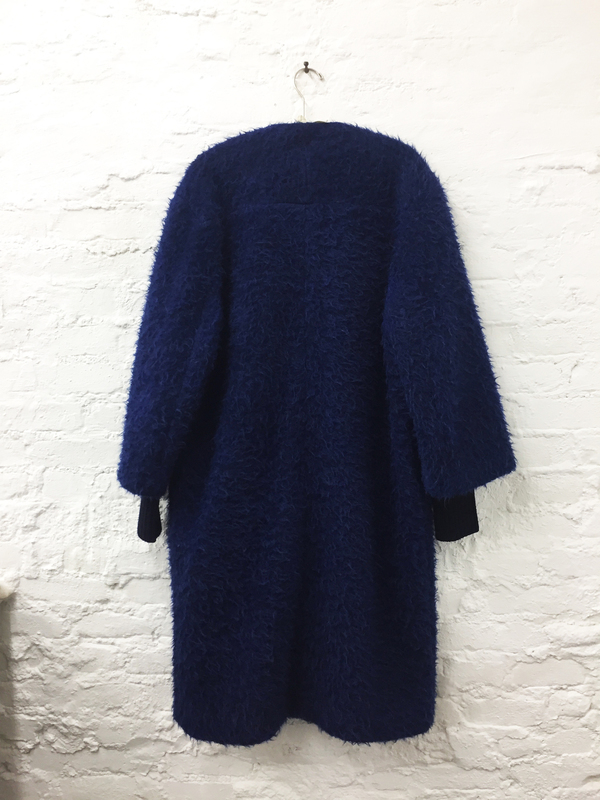 A Détacher Cyprian Coat