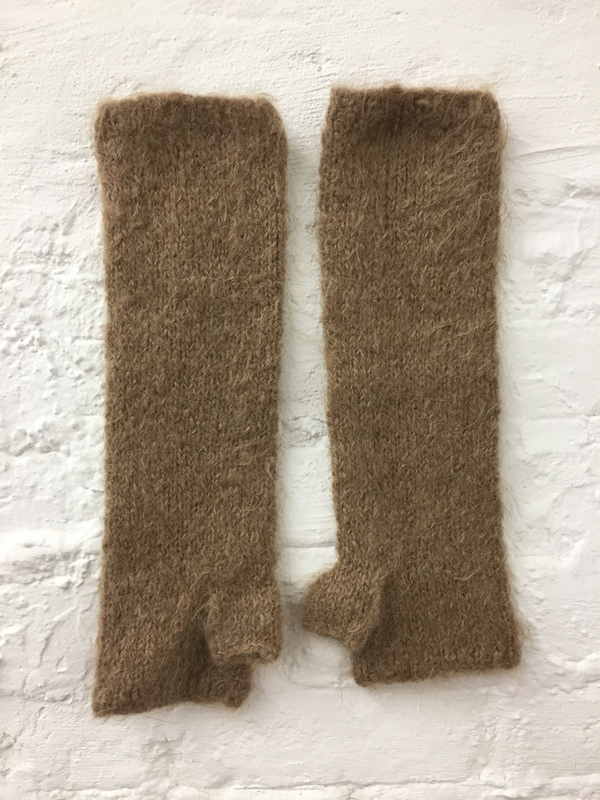 A Détacher Fingerless Gloves