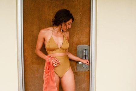 Makota Swim Eva I Top - Gold