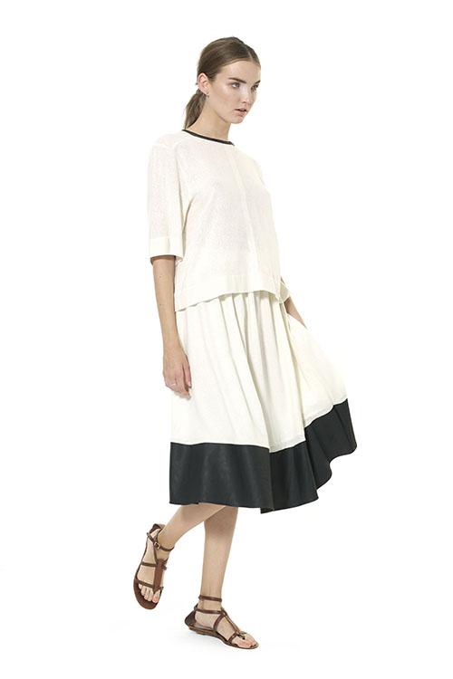 Heidi Merrick Hiver Midi Skirt