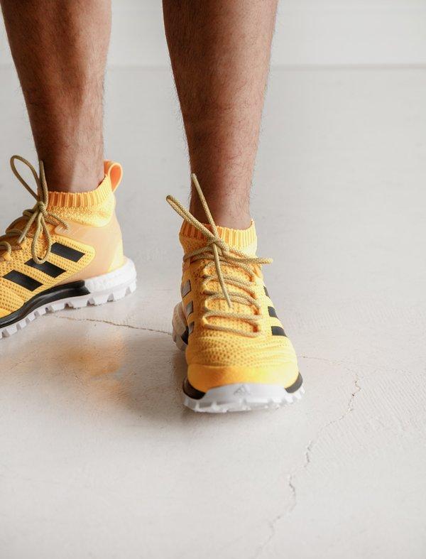 sports shoes d1dc8 9a915 Gosha Rubchinskiy Adidas Copa PK Mid Sneaker Orange