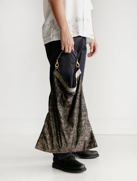 Mismo MS Laundry bag - Camo Jacquard
