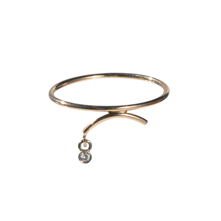 Tara 4779 Arc Ring - Diamond