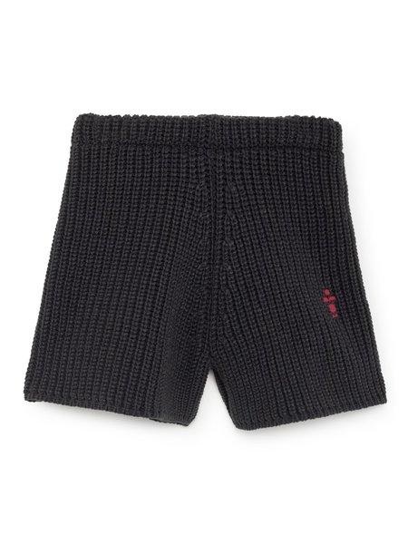 Kids Bobo Choses Knit Short - Black