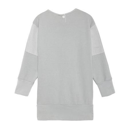 kids Bobo Choses Bird Dress - Grey
