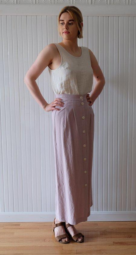 Ilana Kohn Cielo Skirt - Lilac