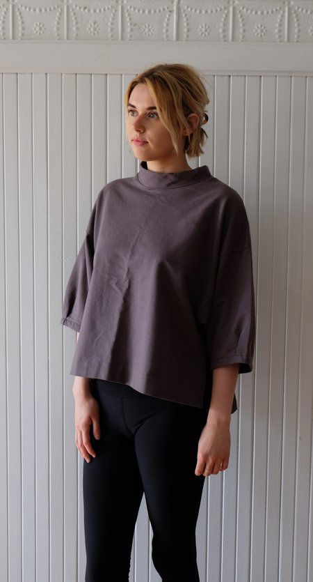 Ilana Kohn Ollie Shirt - Shadow