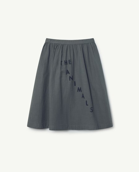 Kids The Animals Observatory Sow Skirt - grey