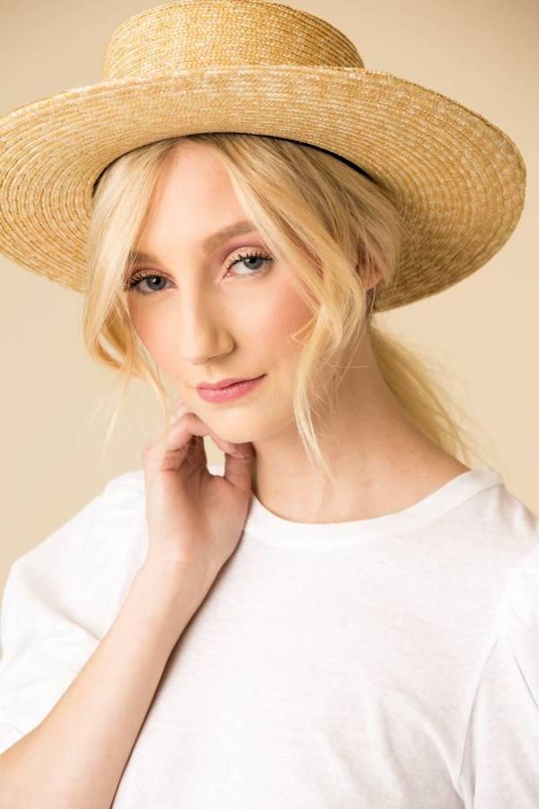 6db7a423553 Janessa Leone Klint Hat - Natural