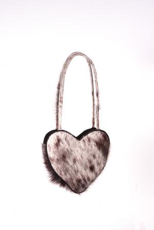 Maryam Nassir Zadeh Heart Bag