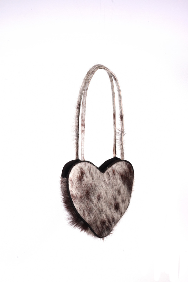 Maryam Nassir Zadeh Heart Bag