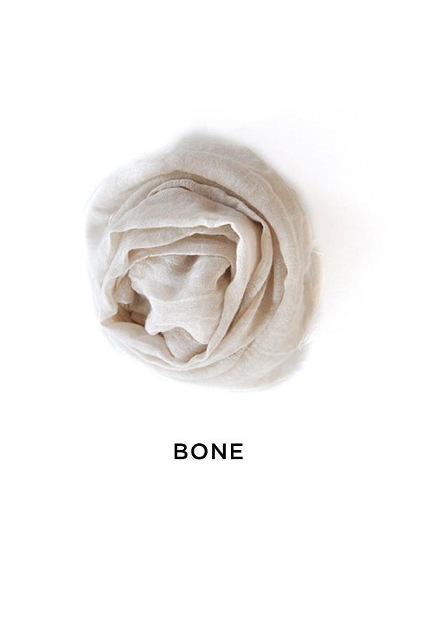 Scarf Shop Fine Organic Cotton Scarf