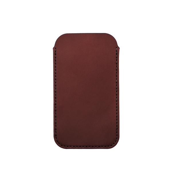 MAKR iPhone 6/7/8 Sleeve - OXBLOOD