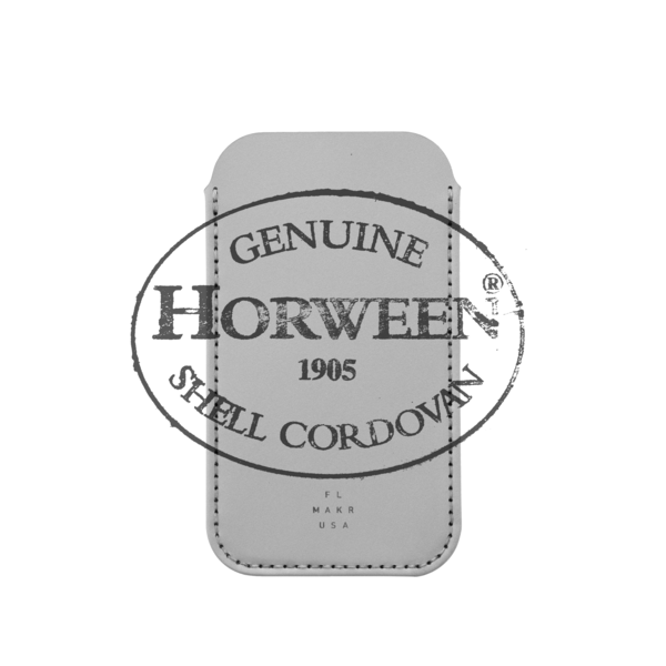 MAKR iPhone 6/7/8 Sleeve Cordovan