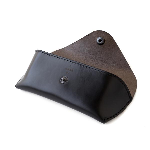 MAKR Eyewear Case - BLACK