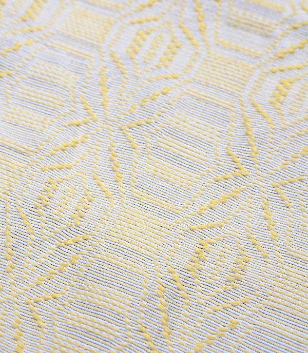 Locano Summer Prism Beach Mat - Yellow