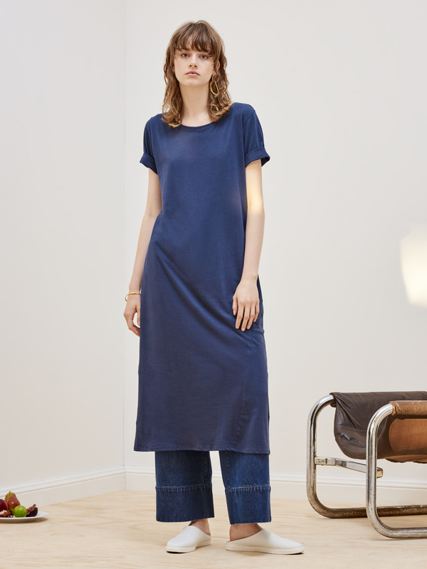 Kowtow Building Block Tee Shirt Dress