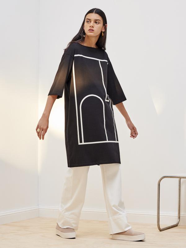 Kowtow Wall Dress
