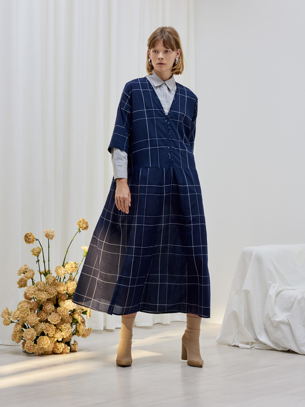 Kowtow Long Reflection Dress