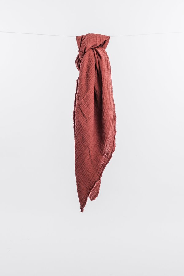 It Is Well L.A. Gauze Scarf
