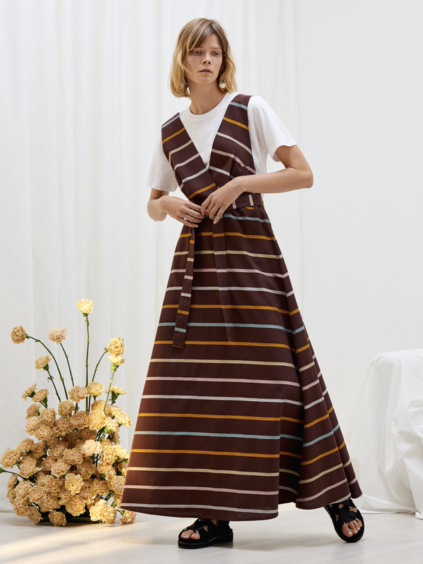 Kowtow Sculpture Dress