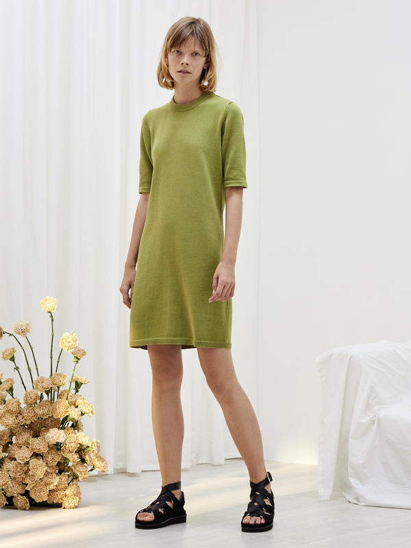 Kowtow Knitted Tee Dress