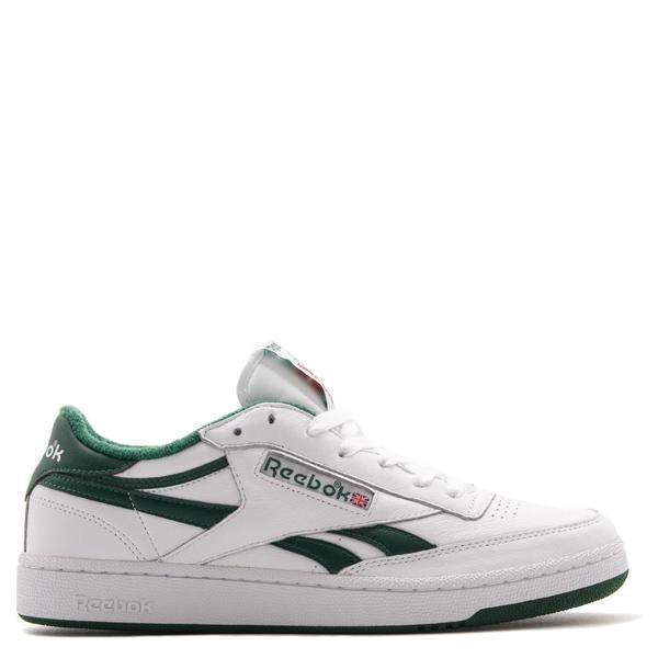 42de74737a88cf Reebok Revenge Plus MU - White Dark Green
