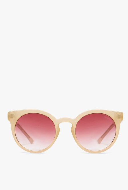 KOMONO Lulu Sunglasses - Pale Blush
