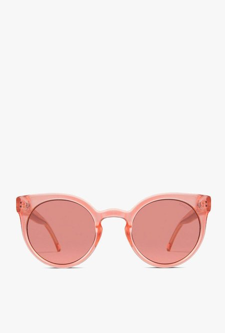 KOMONO Lulu Sunglasses - Peach