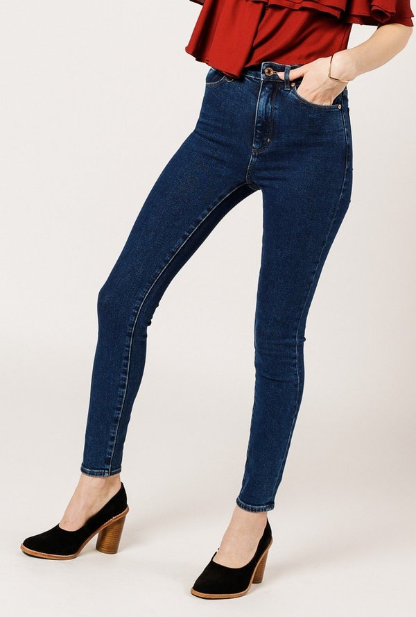 aa8e30b510c NEUW Marilyn Skinny Jean - Ave Blue