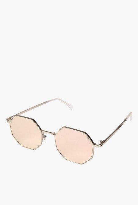 KOMONO Monroe Sunglasses - Rosegold