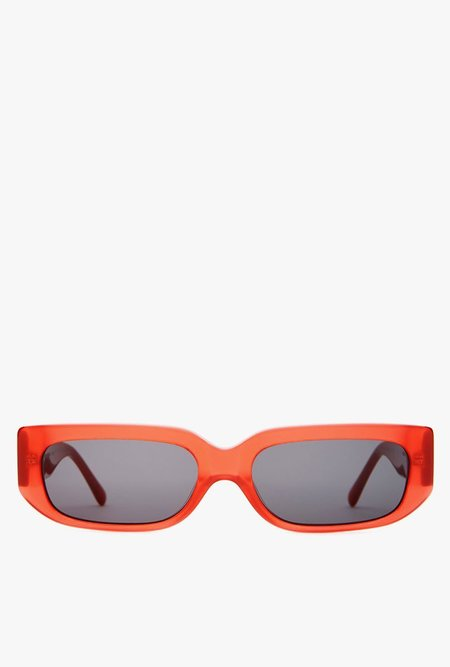Crap Eyewear The Paradise Machine Sunglasses - DEEP RED